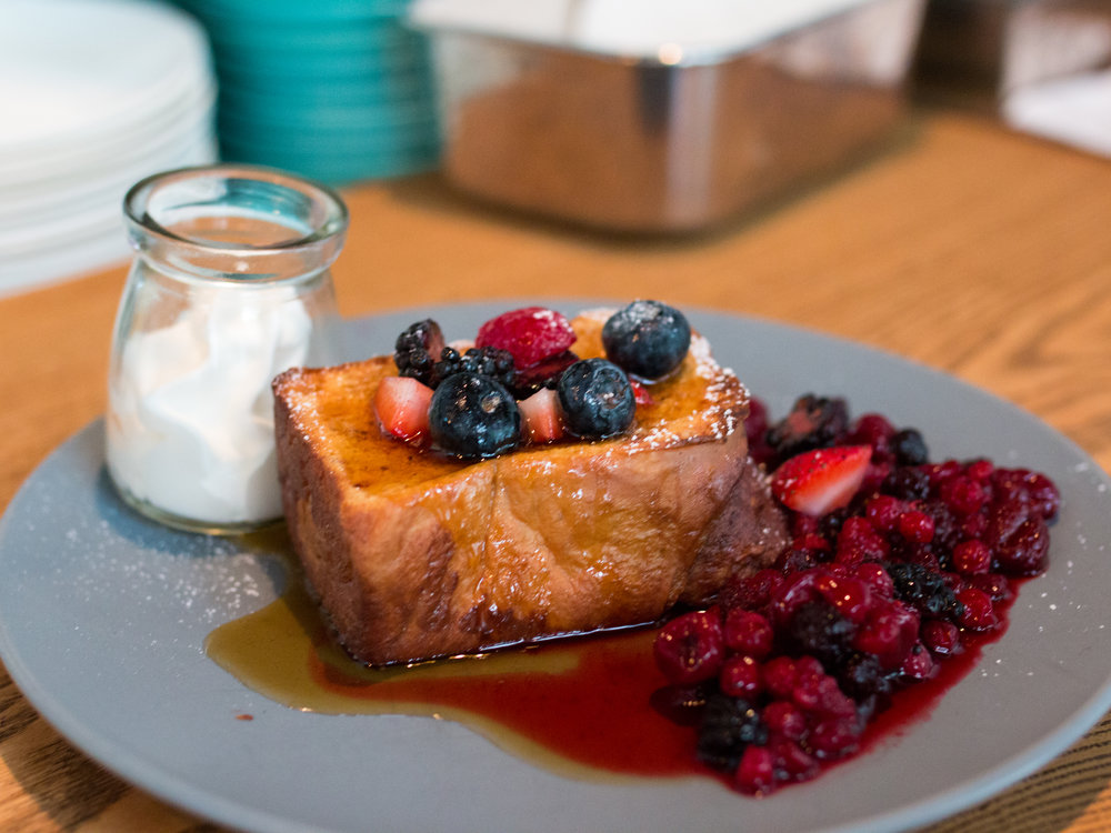 Cinnamon French Toast -