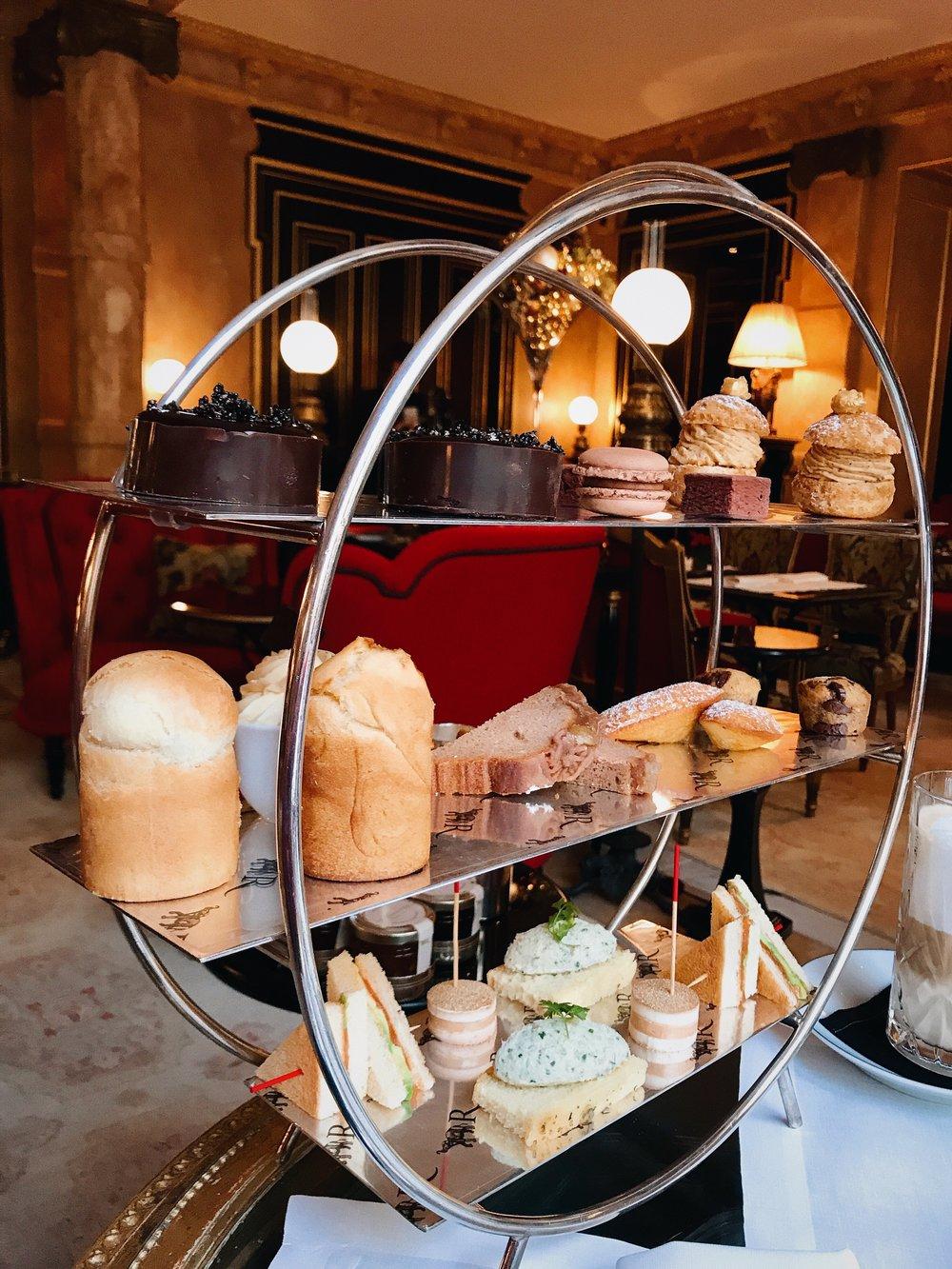 The perfect Parisian taste - La Pacode De CosDecember, 2017