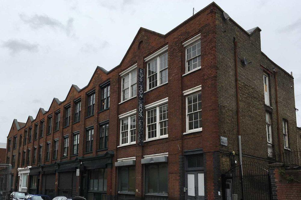 Office move  - Durham Yard, East London