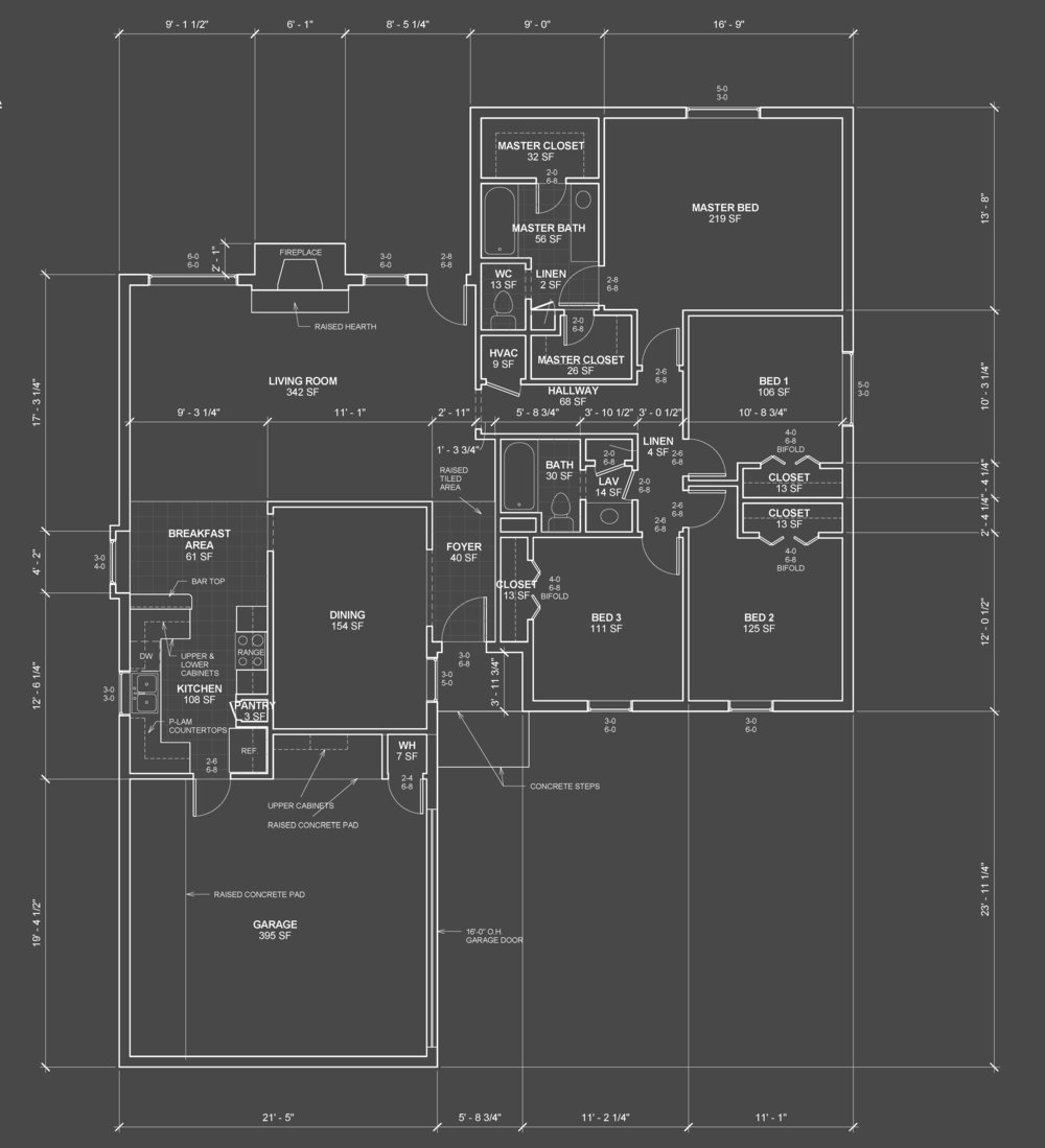 Services studiogeluk for Residential floor plan software