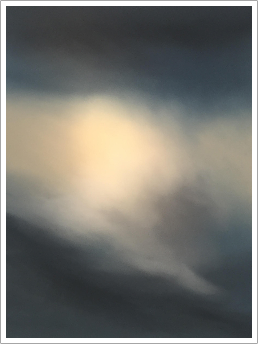 "Lemon acrylic on canvas | 36"" x 48"""