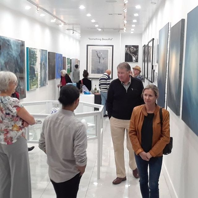 First Thursdays Art Walk at Tumbleweed Arts @tumbleweedarts  @firstthursdaysartwalk  #artwalk #artgallery #LagunaBeach #lagunaart #fineart #contemporaryart #art #artists #collectors #artlovers