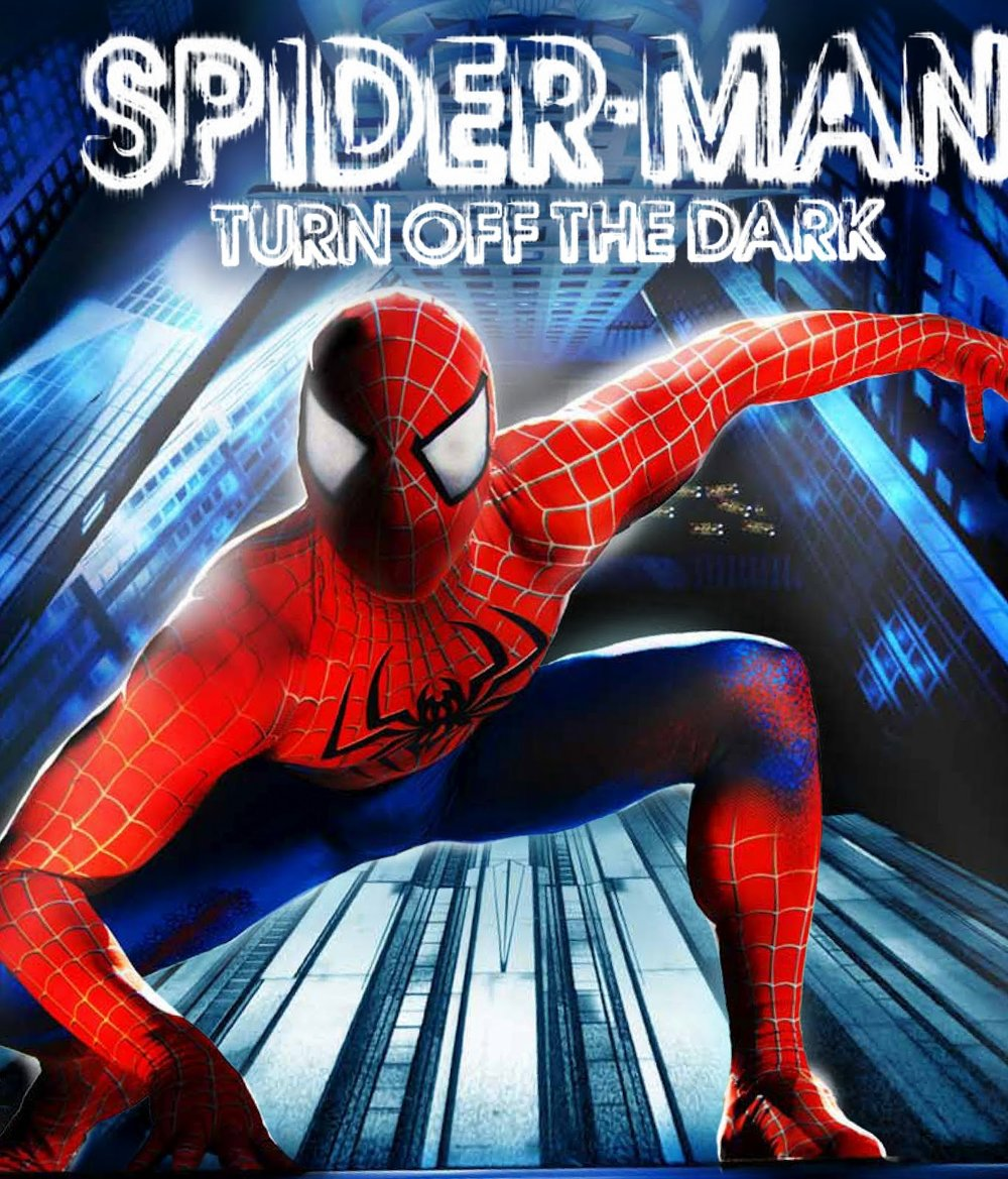 Spiderman - Turn Off The Dark