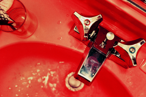 The Faucet. Public Diary series.