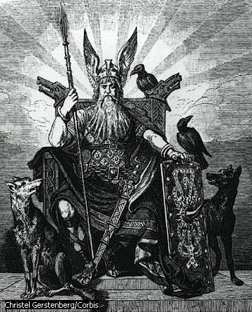 Odin Pic Courtesy of
