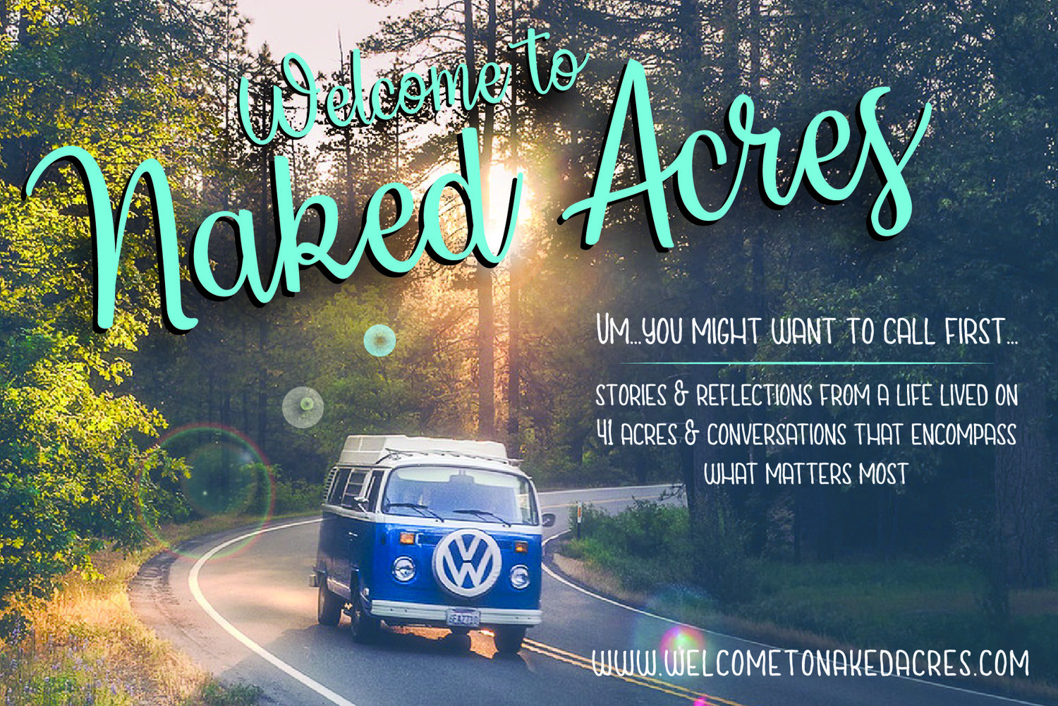 Welcome To Naked Acres