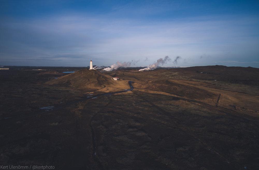 Reykjanes - Iceland