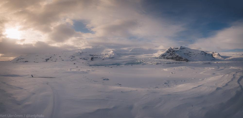 Fjallsárlón - Iceland