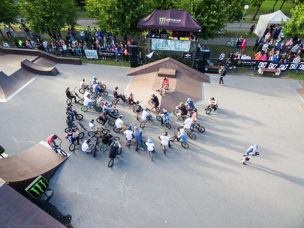 KULDRULA 2016 - Pärnu 13-14.08.2016
