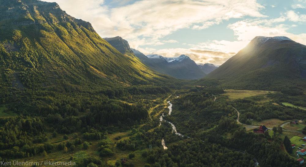 Olderdalen - Norway