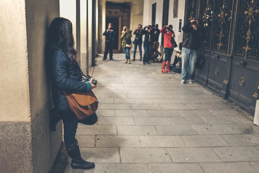 XIII Curso de Iniciación a la Fotografía Digital - Guadalajara 1