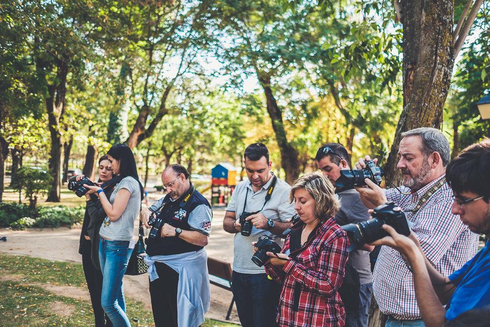 XII Curso de Iniciación a la Fotografía Digital - Guadalajara 2