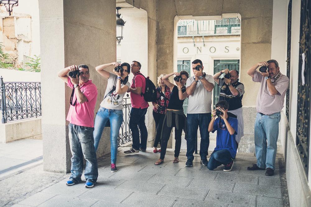 XII Curso de Iniciación a la Fotografía Digital - Guadalajara 7