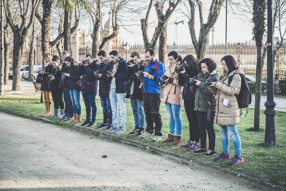 X Curso de Iniciación a la Fotografía Digital - Guadalajara 1