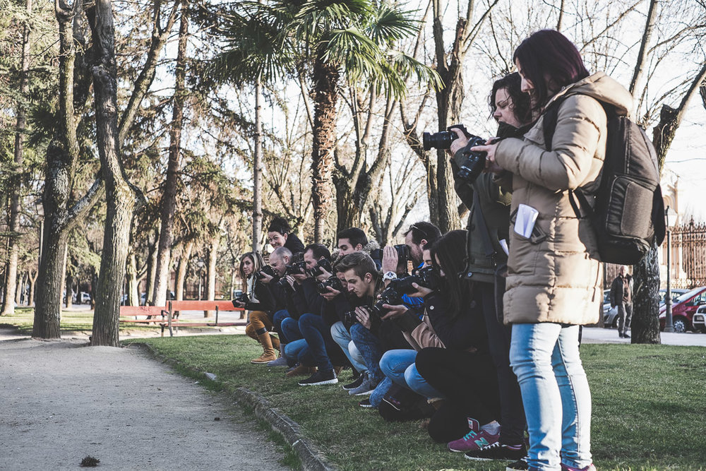 X Curso de Iniciación a la Fotografía Digital - Guadalajara 2