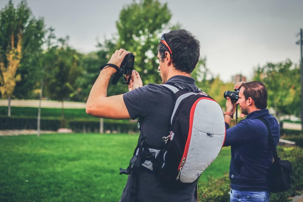 IX Curso de Iniciación a la Fotografía Digital - Guadalajara 3
