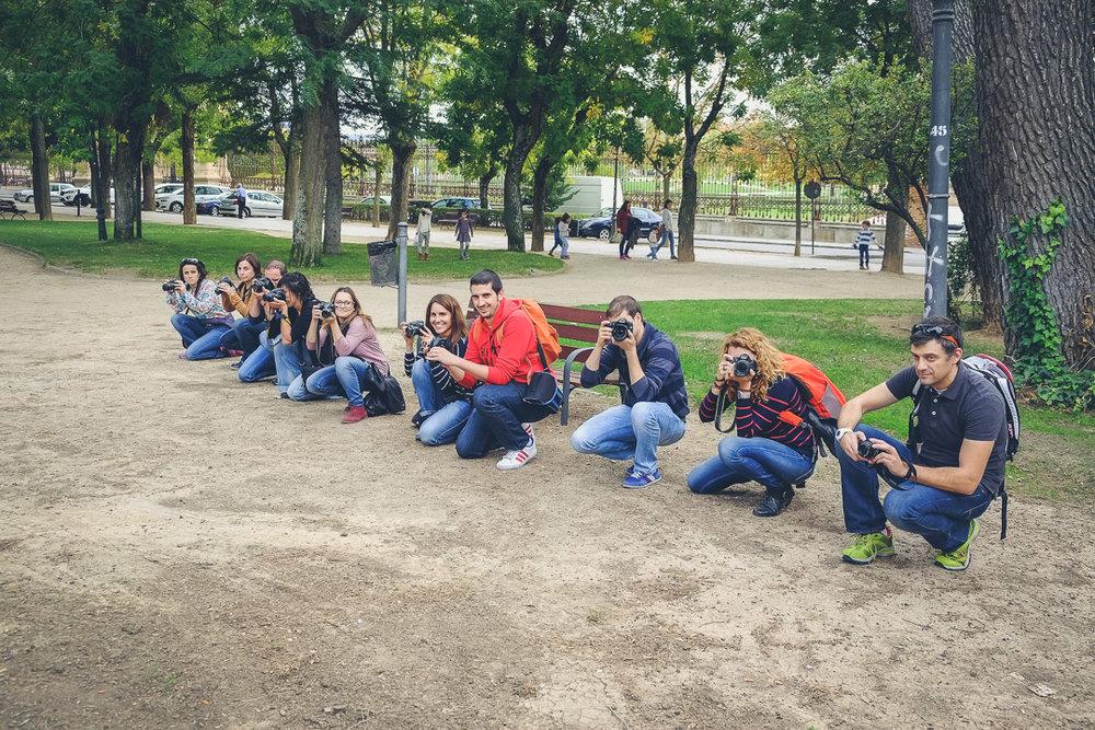 IX Curso de Iniciación a la Fotografía Digital - Guadalajara 6