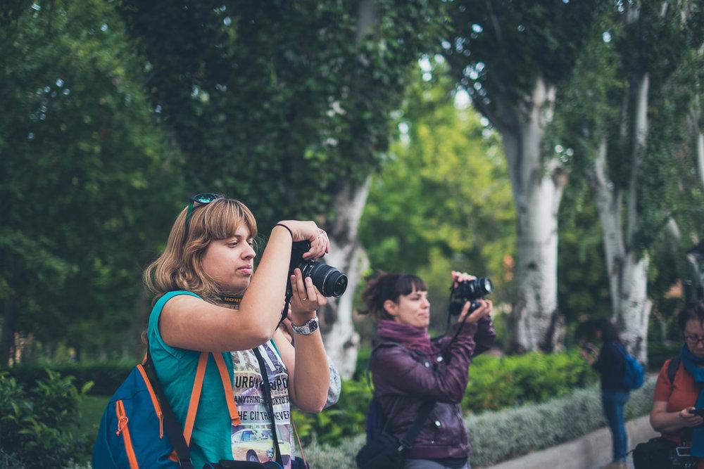 VIII Curso de Iniciación a la Fotografía Digital - Guadalajara 2