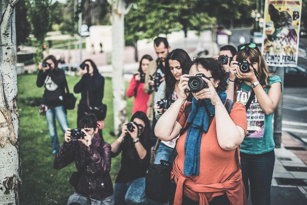 VIII Curso de Iniciación a la Fotografía Digital - Guadalajara 3