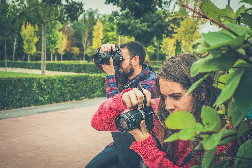 VIII Curso de Iniciación a la Fotografía Digital - Guadalajara 6