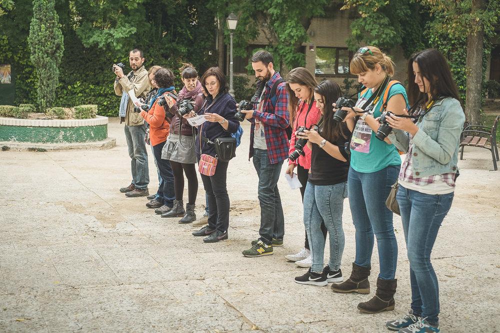 VIII Curso de Iniciación a la Fotografía Digital - Guadalajara 7