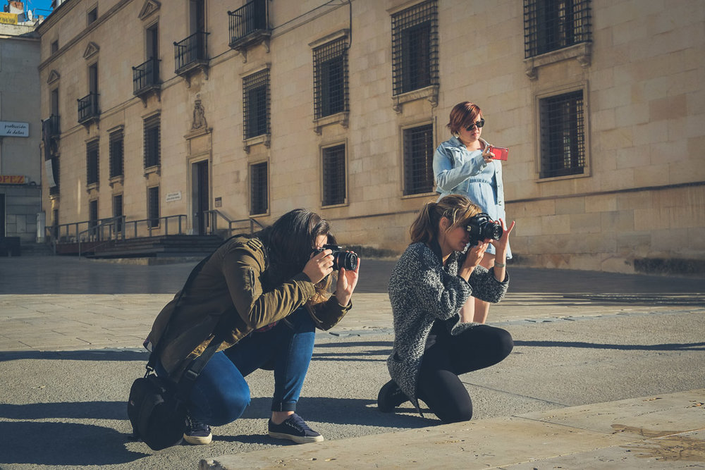 VII Curso de Iniciación a la Fotografía Digital - Guadalajara 1