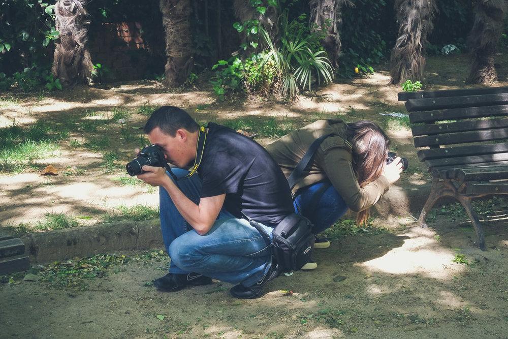 VII Curso de Iniciación a la Fotografía Digital - Guadalajara 5
