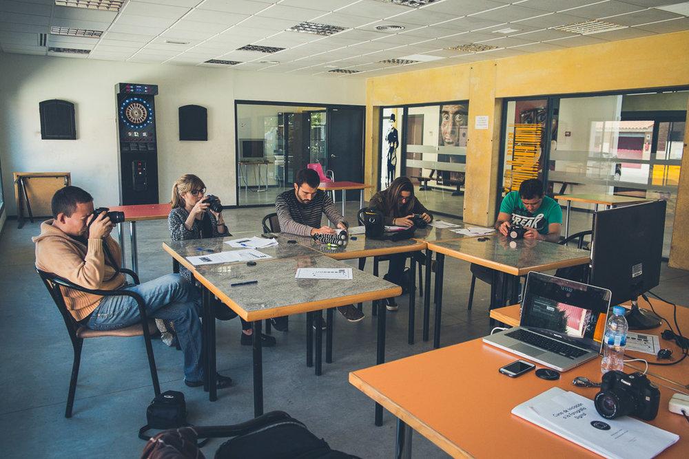 VII Curso de Iniciación a la Fotografía Digital - Guadalajara 6