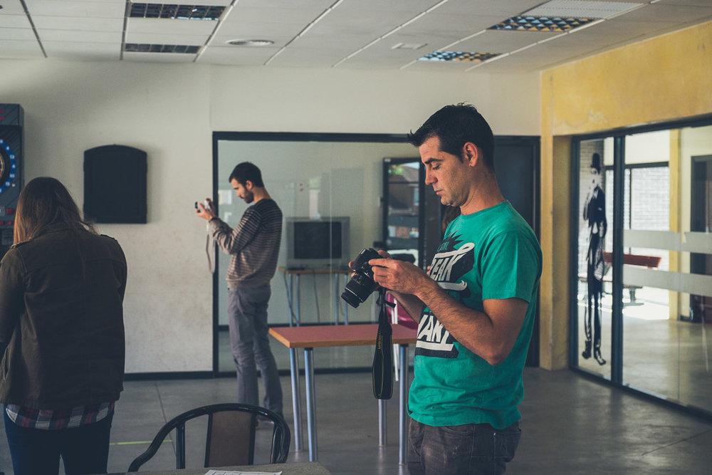 VII Curso de Iniciación a la Fotografía Digital - Guadalajara 7