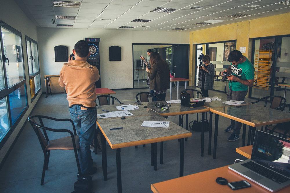 VII Curso de Iniciación a la Fotografía Digital - Guadalajara 8