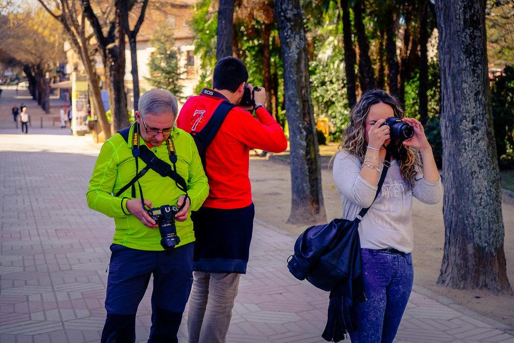 VI Curso de Iniciación a la Fotografía Digital - Guadalajara 7
