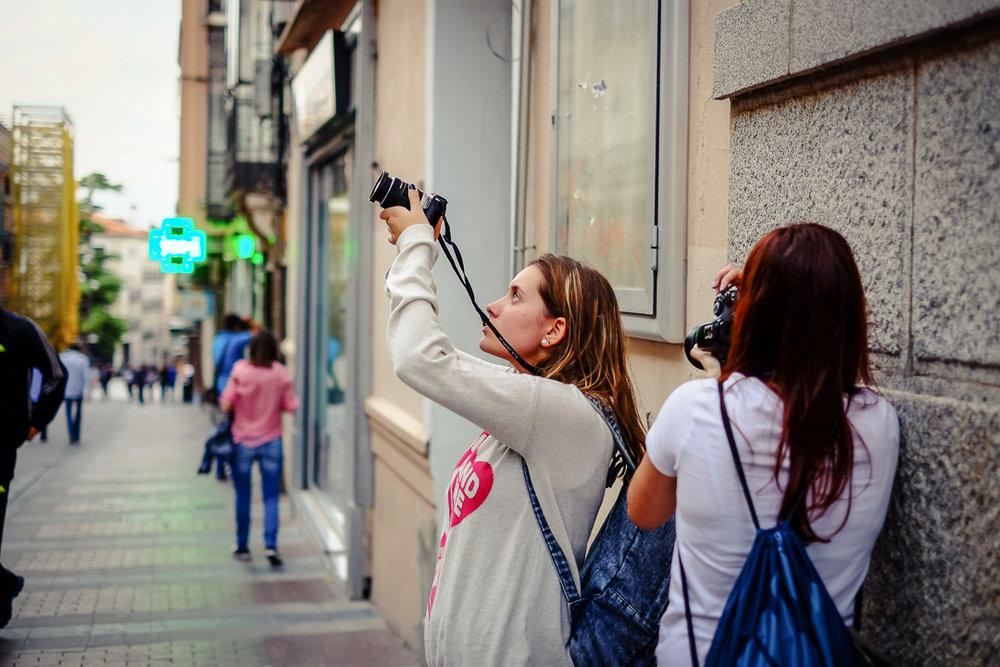V Curso de Iniciación a la Fotografía Digital - Guadalajara 2