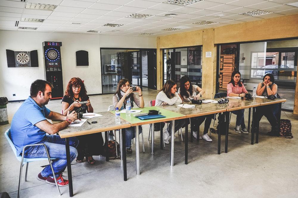 V Curso de Iniciación a la Fotografía Digital - Guadalajara 5