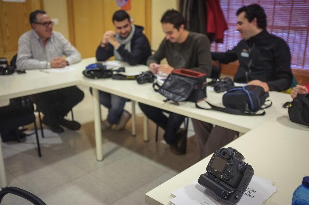 III Curso de Iniciación a la Fotografía Digital - Guadalajara 6
