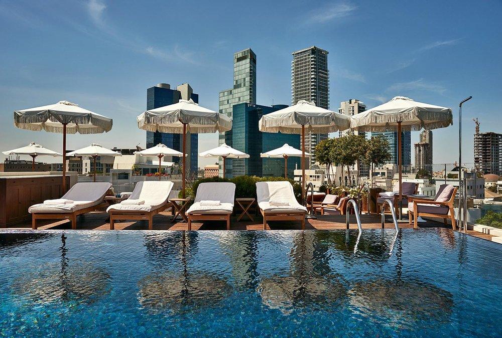 norman hotel•tel aviv