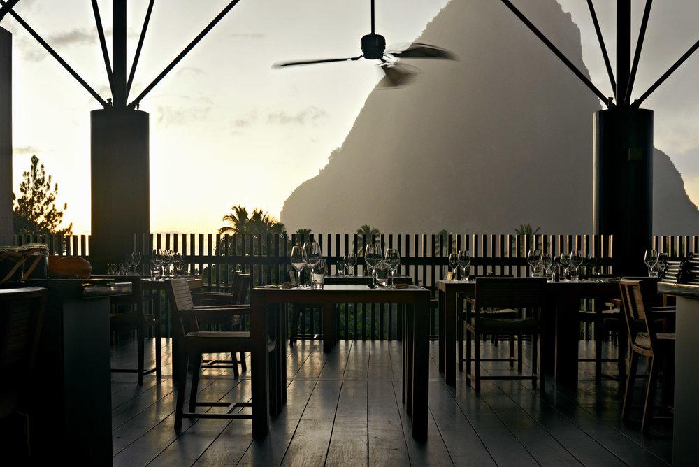 boucan hotel•st lucia