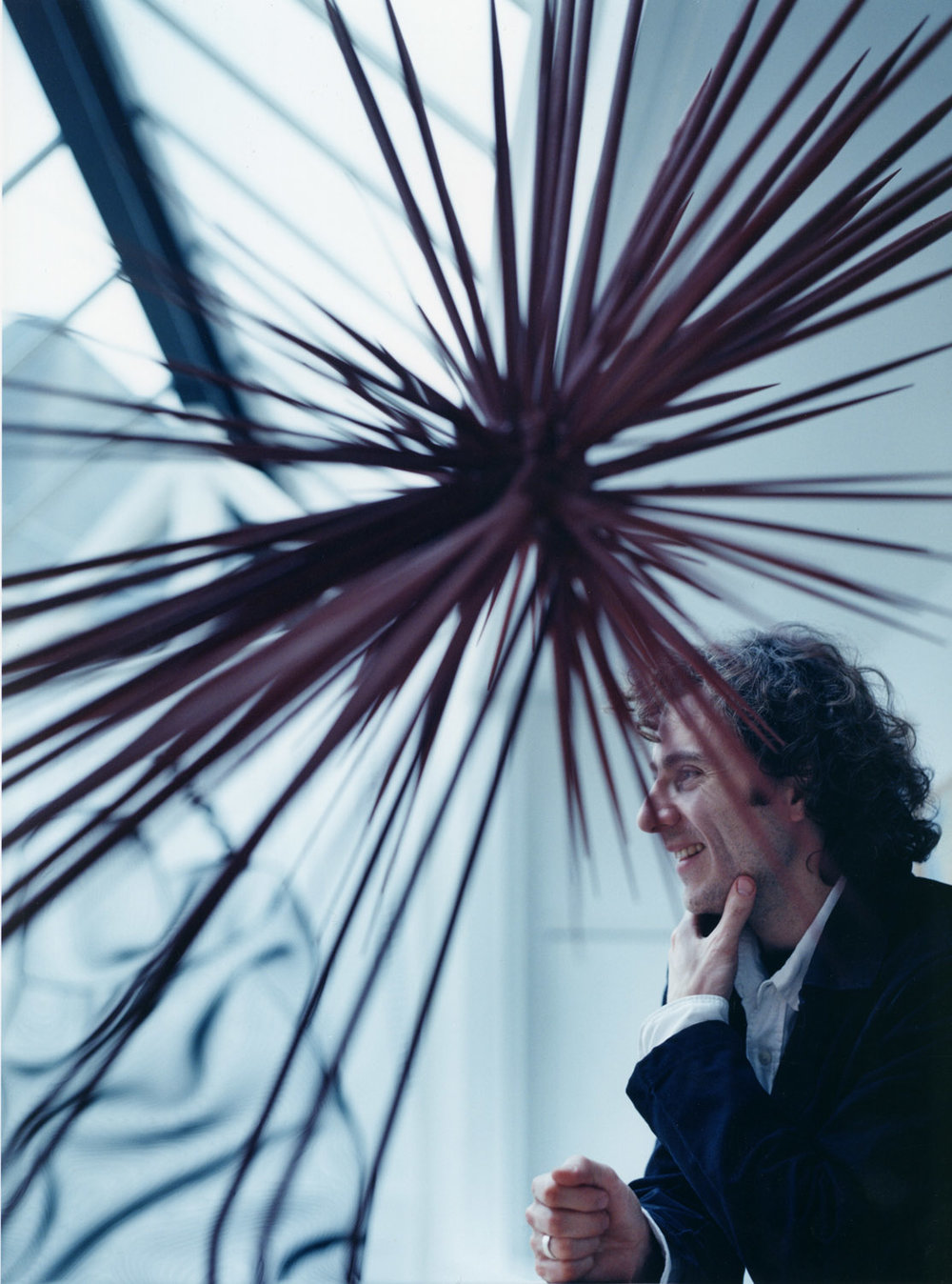 thomas heatherwick•world of interiors