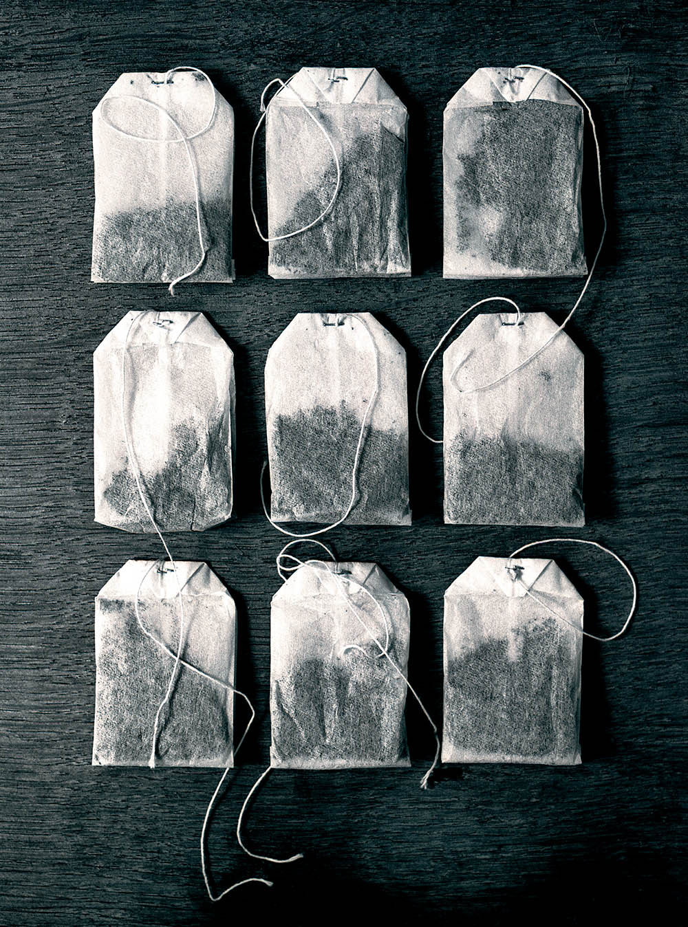 tea bags•world of interiors