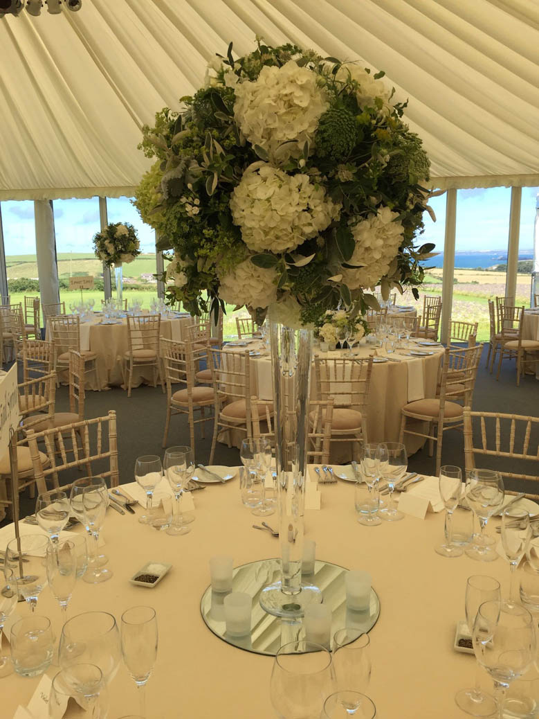Summer wedding with wedding planner Jeremy Sillett