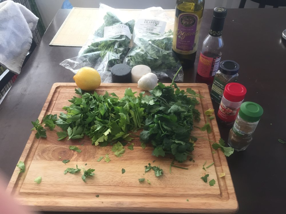 chimichurri-sauce-keto-low-carb