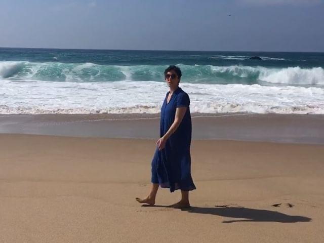 Portugal looks so good on this lovely lady ☺️💙@rachel_._johnston