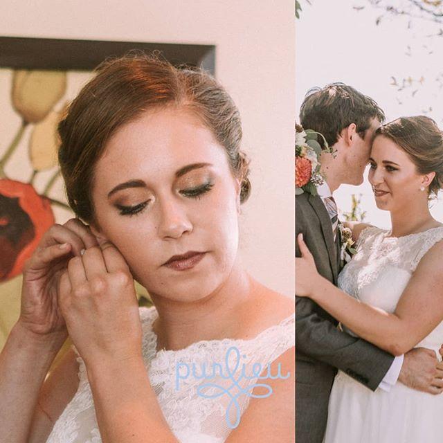 Wedding makeup #weddingmakeup #purlieu