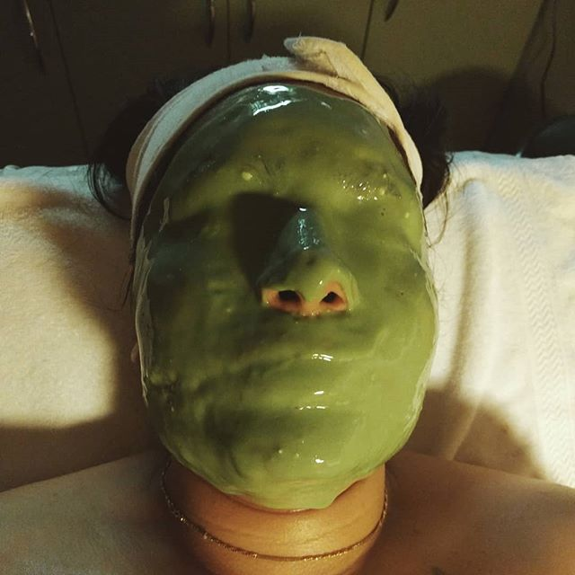 One of my favorite jelly masks from @esthemax  #purlieu #seattlebusiness #seattleskincare #microblading #seattlepermanentmakeup