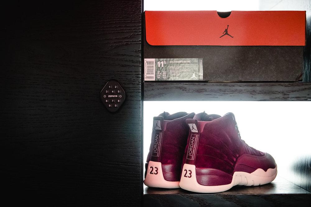 """Jordan XII """"Bordeaux"""""""