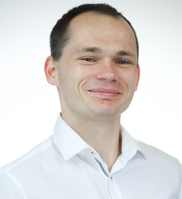 Patryk Radyjowski, CTO
