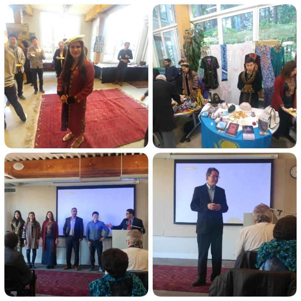 "Institute of Asian Research UBC. Fri Oct 13th 2017. GIV was invited to attend a conference ""The importance of cultural diversity and multilingualism in fostering education value. Keynote speakers was a Federal Senator and Asian Cultural Research experts."