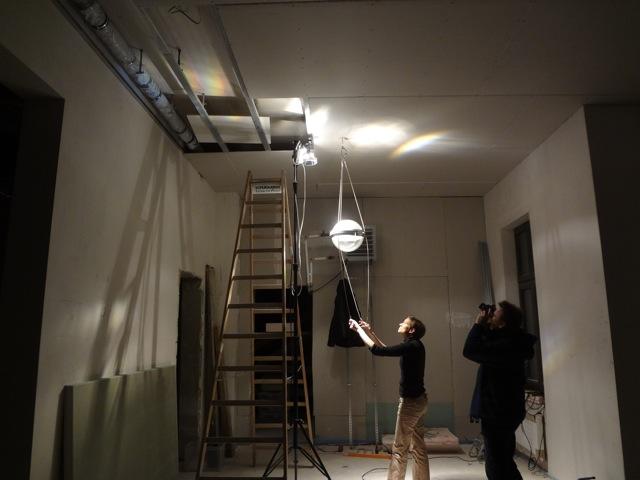 DESY research center, concept and project lead,   @ dinnebier+blieske ,  with Dörr Ludolf Wimmer Architects, 2013  www.lichtlicht.de ,  www.blieske.de   Picture credits: studio dinnebier