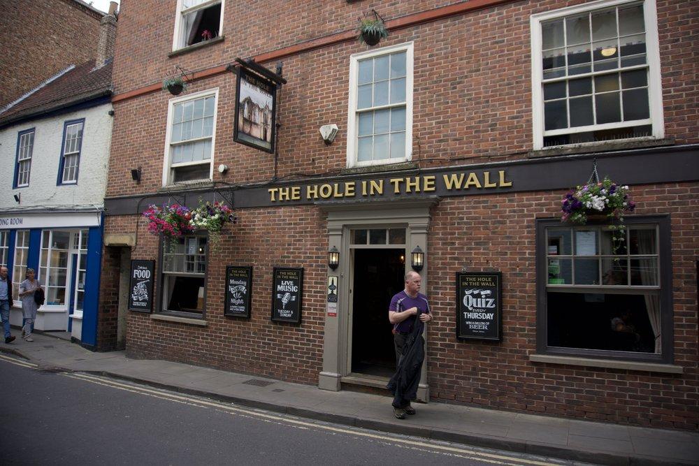 favorite pub