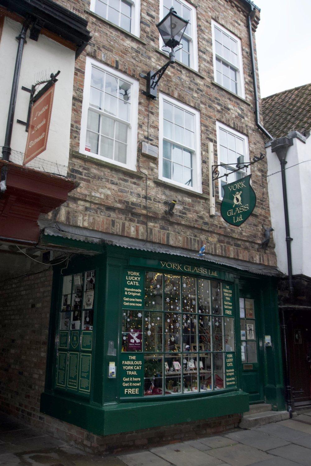 Ollivander's Wand Shop??