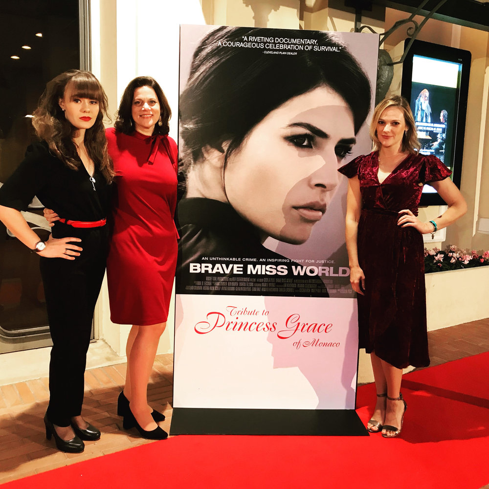 Princess Grace Foundation in Monaco for the Tribute to Princess Grace Event